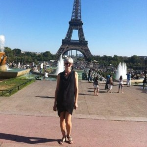Paris eiffeltornet