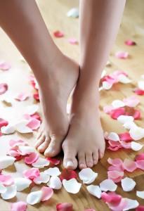 Sköt om dina fötter