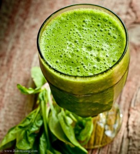 Raw food smoothies